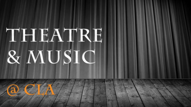 Theatre and music