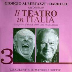 Il teatro in Italia. L'exultet e il mistero buffo.jpg