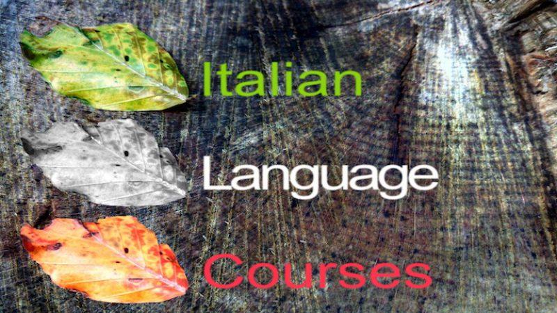 Corsi semestrali di Italiano 2017